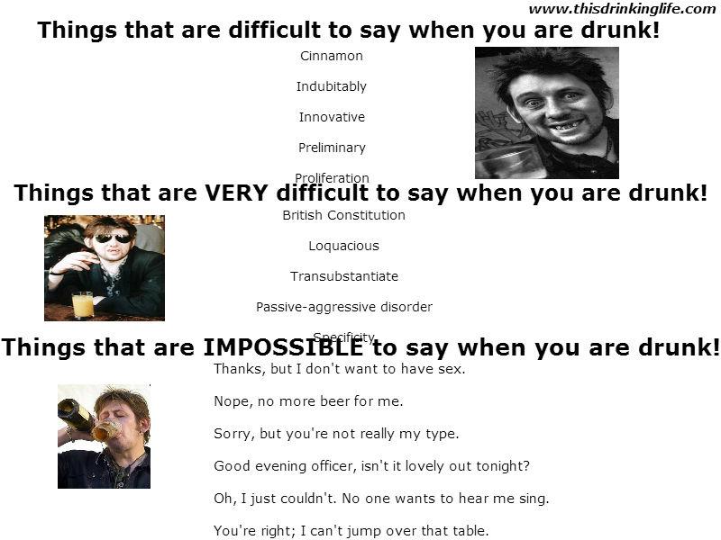drunker