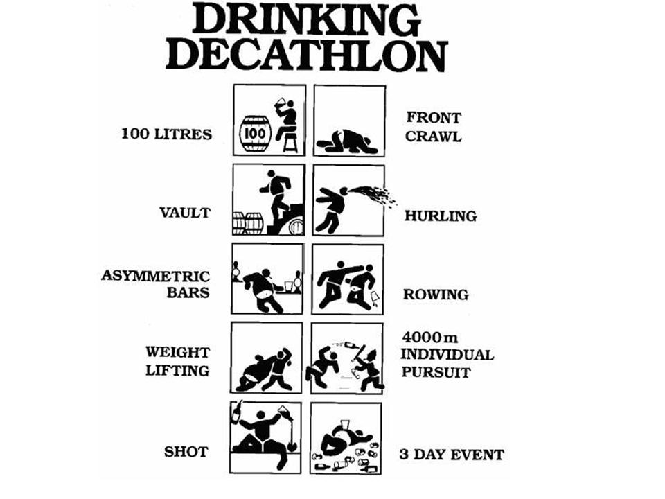 beer decathlon