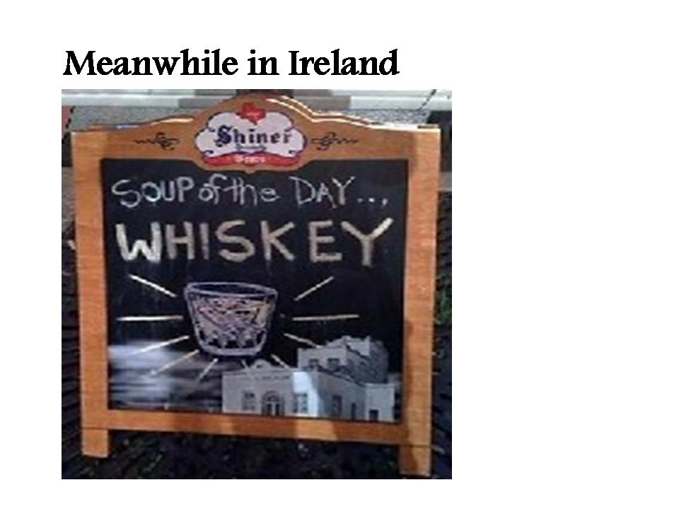 irish soup
