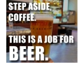 a job for beer
