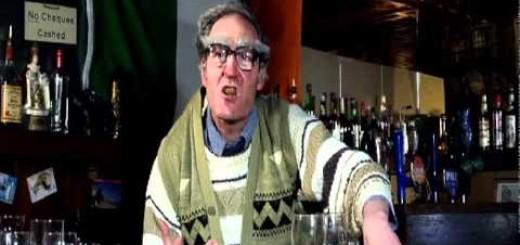 The perfect bar man?