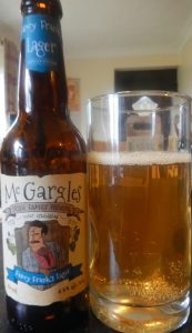 McGargle's Fancy Frank's Lager