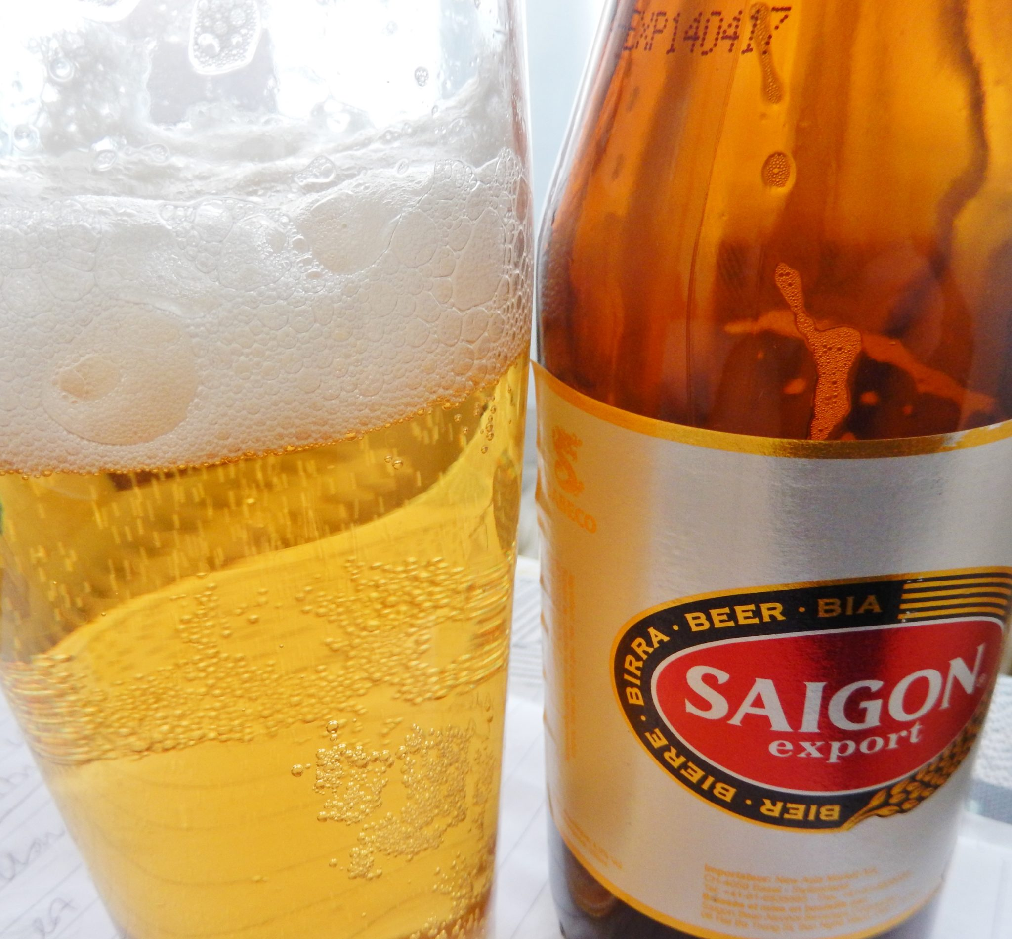 Saigon Export Vietnam S State Owned Authentic Beer