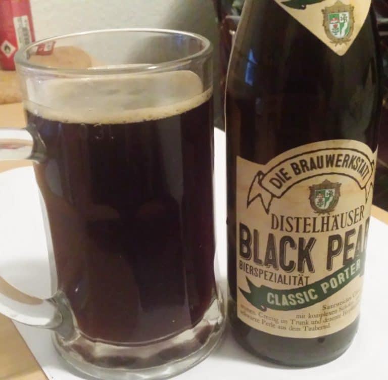 Black Pearl Classic Porter